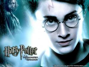 Harry Potter and The Prisoner of Azkaban harry james potter