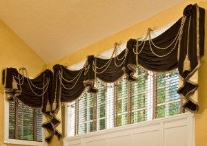 custom window treatments near me